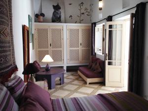 1er étage du Dar Adjane